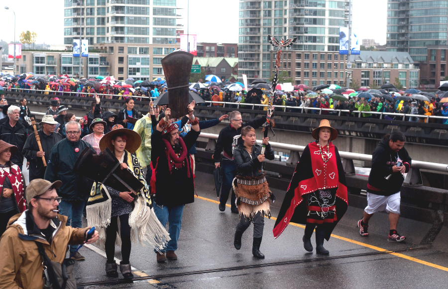 Image: Walk for Reconciliation.