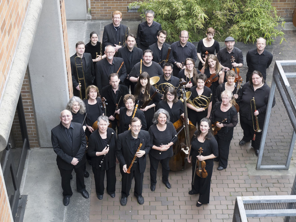 Stephen Stubbs and Seattle's Pacific MusicWorks will perform Monteverdi's  Orfeo, October 29 at the Chan Centre.