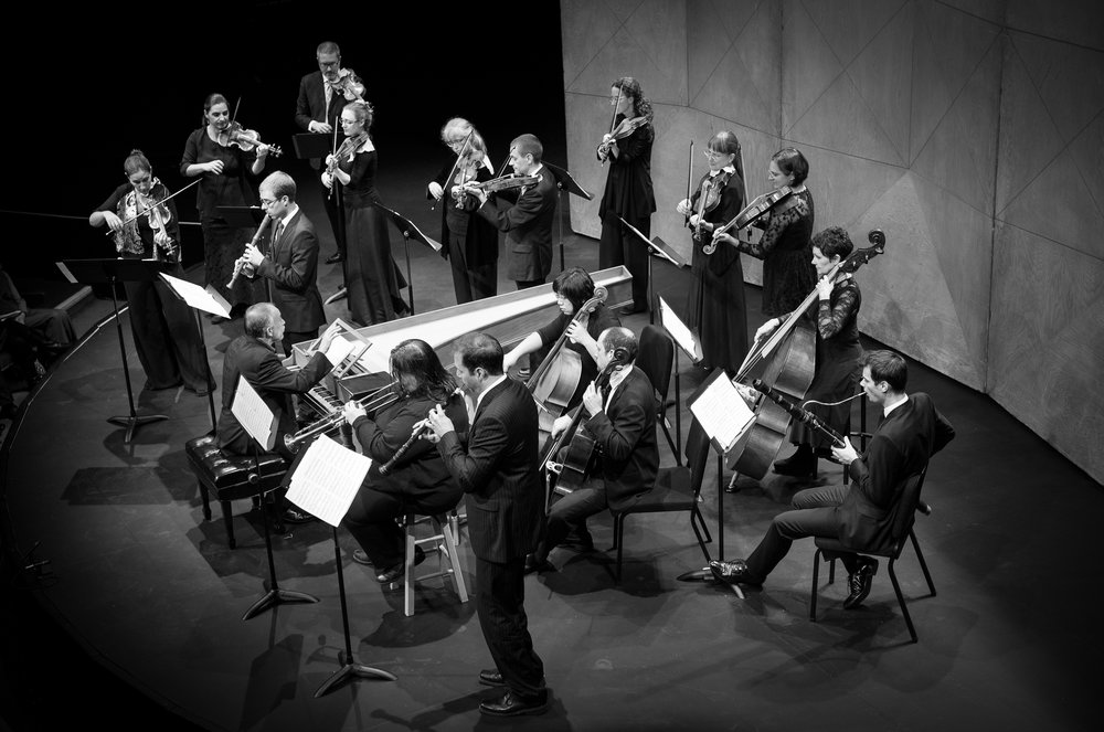 Pacific Baroque Orchestra performs in Handel'sMessiahon December 1 & 2 at the Vancouver Playhouse. | Image:Jan Gates