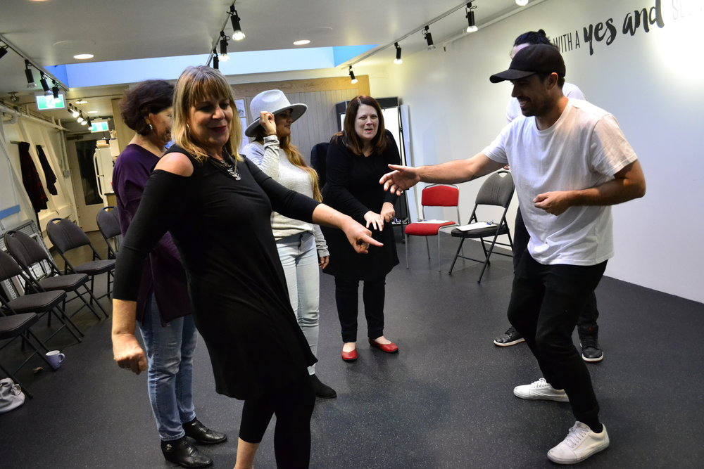Vancouver TheatreSports Improv. | Erin MacKinnon