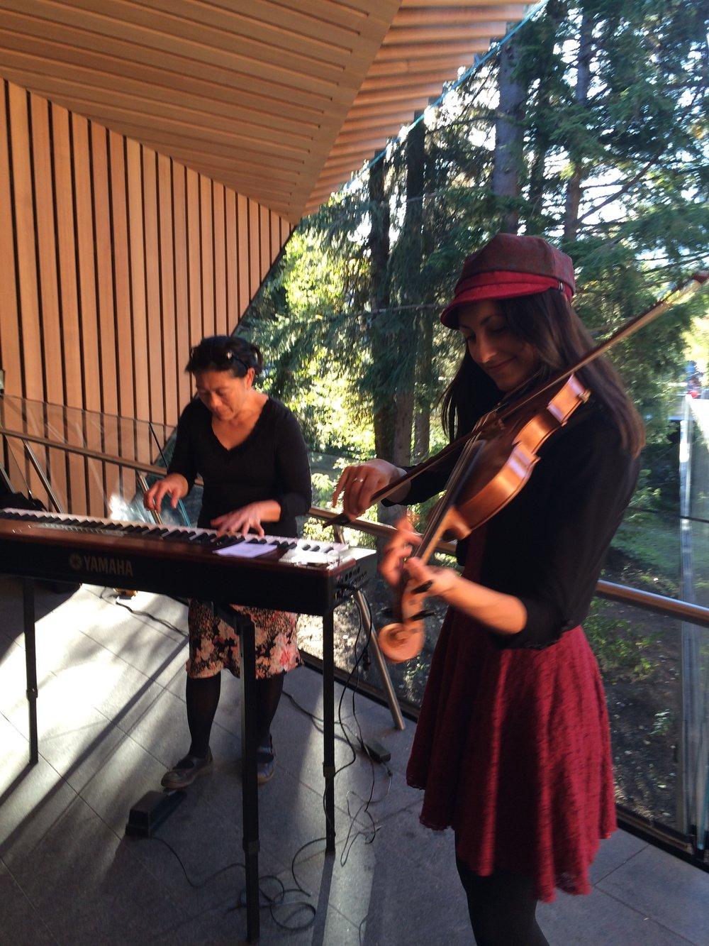 Jocelyn Pettit at Whistler Launch Event. | Nazinin Shoja