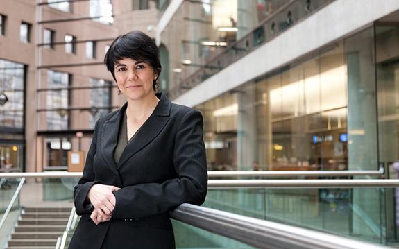 Sandra Singh. | Image: Vancouver Public Library