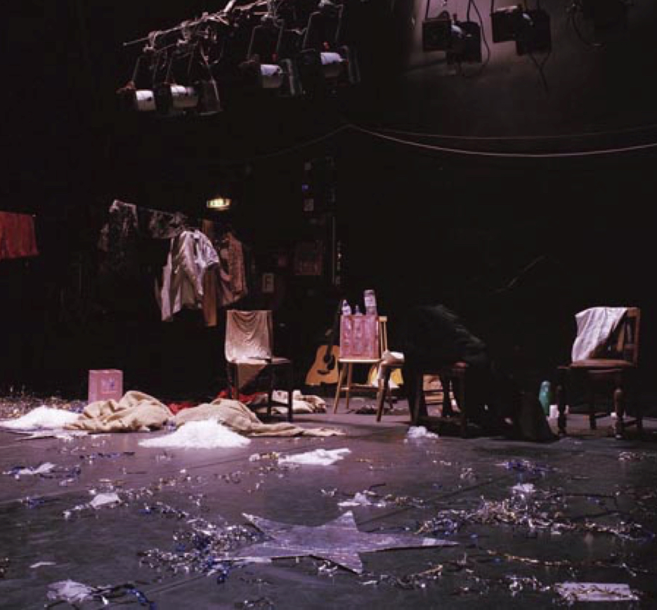Bloody Mess, by UK's Forced Entertainment | Image courtesy of Norman Armour
