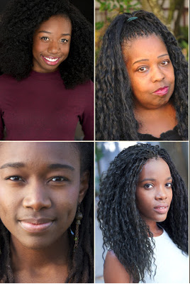 Makambe K. Simamba, CJ Jackman Zigante, Shayna Jones and Rachel Mutombo star in  Ruined . The cast also includes Donald Sales and Tom Pickett.