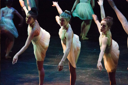 DANCERS AT THE CULTCH'S 2014 IGNITE! YOUTH DRIVEN ARTS FESTIVAL. | IMAGE: THE CULTCH.