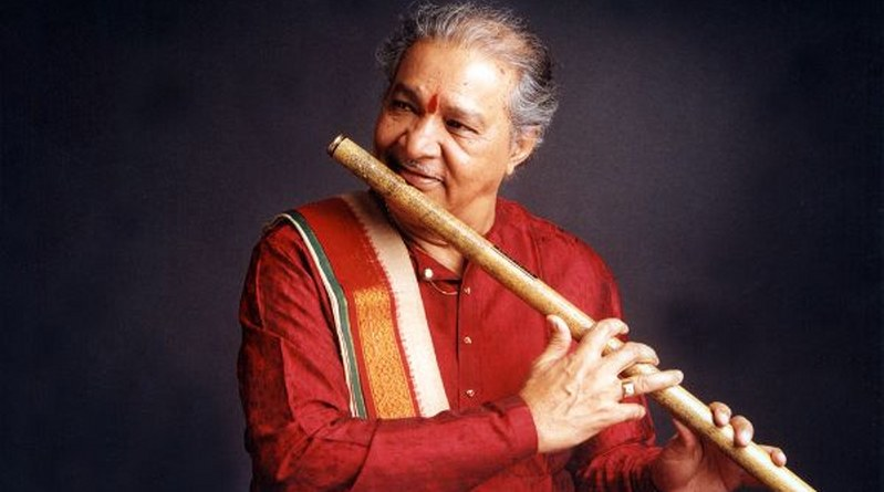 The world's most esteemed proponent of the  bansuri  bamboo flute, Hariprasad Chaurasia has recorded with Ravi Shankar and the Beatles, scored major Bollywood films and opened his own school. | Photo from Indian Summer Festival