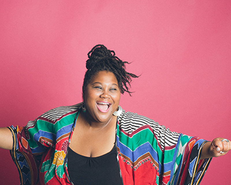 Dawn Pemberton swings from gospel and R&B to jazz, funk, and world music. | Image: Coal Harbour Music Festival.