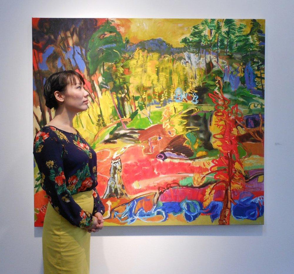 "Pennylane Shen will lead ""Outbox-Digital Development for Artists."" | Image: Richmond Art Gallery."