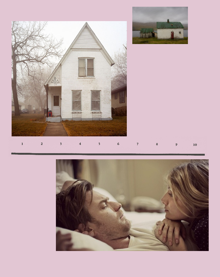 found houses / film still from  Beginners , a favorite movie by Mike Mills