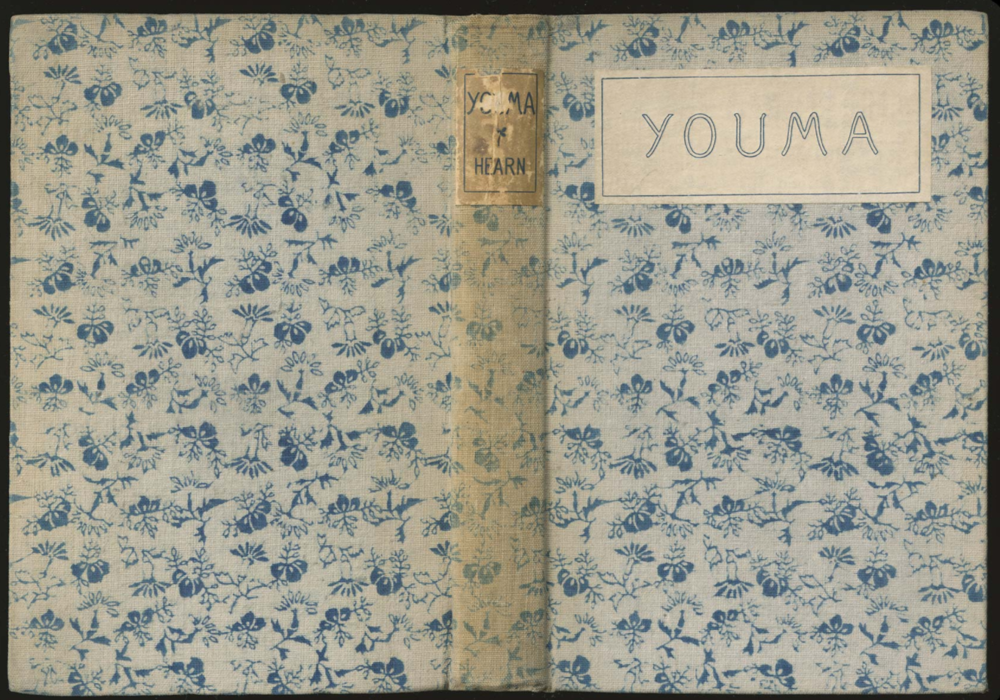 Lafcadio Hearn;  Youma;  New York: Harper & Bros., 1890 -- found via   River Campus Libraries