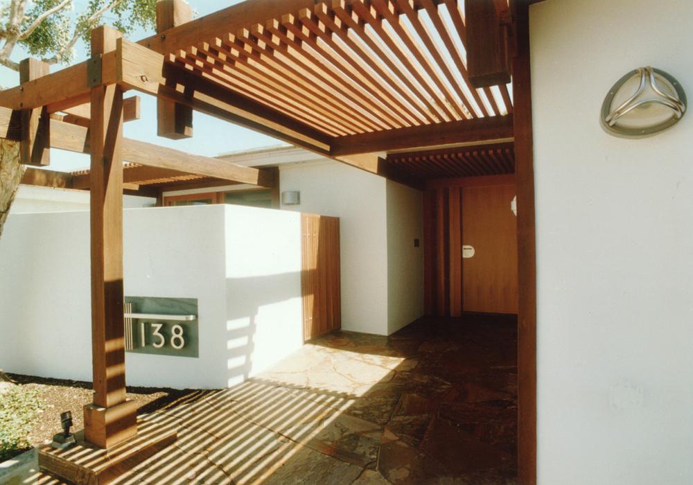 Mid-Century Beach House — RICHARD BEST ARCHITECT