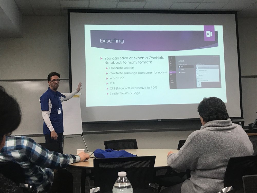 Advanced OneNote: Tips and Tricks with Q&A with Jeff Bovee