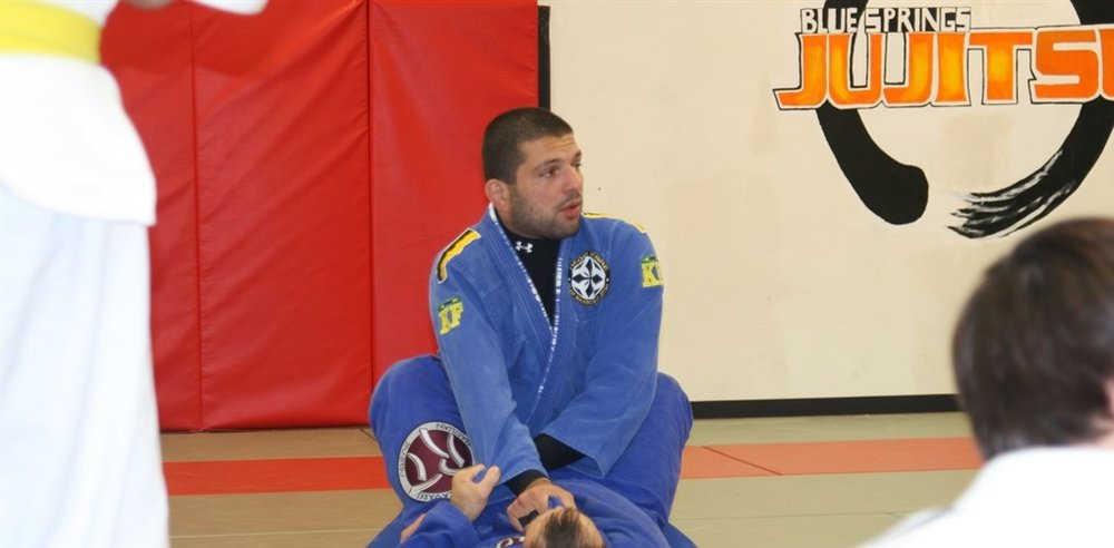 Andre Maracaba - - Power MMA BJJ Coach