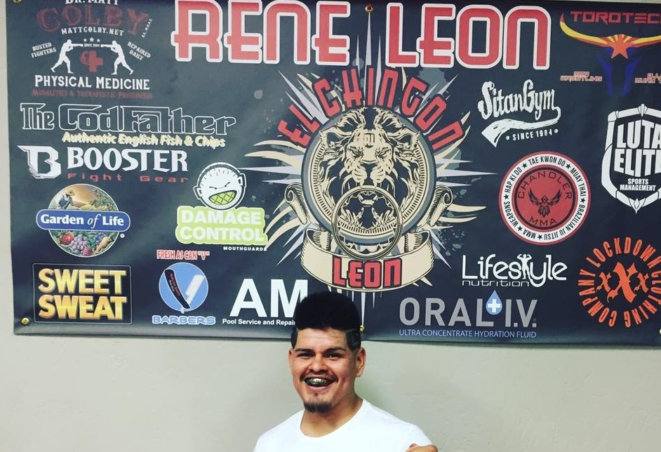 Rene Leon - - USMTO Champion, Muay Thai Fighter