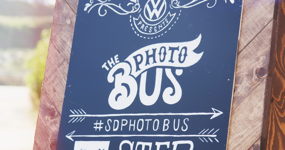 The Photo Bus San Diego
