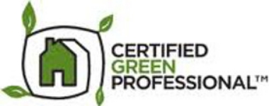 National Association of Builders : Certified Green Professional.