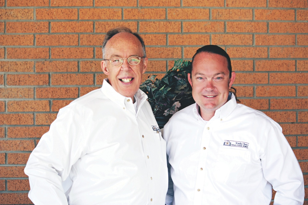 Walter and Travis would love to help make your home dreams into a reality.