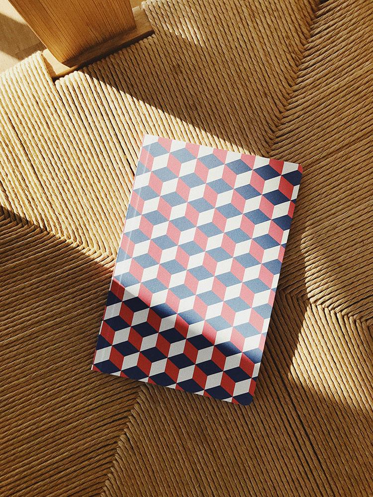Notebook, CHF 22