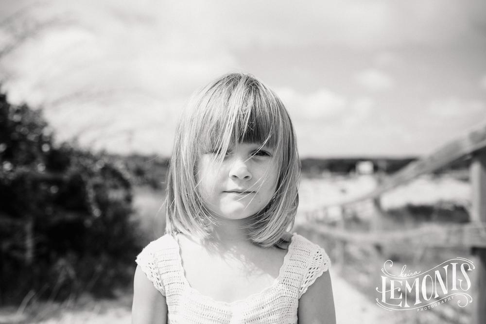 My niece, Delilah.