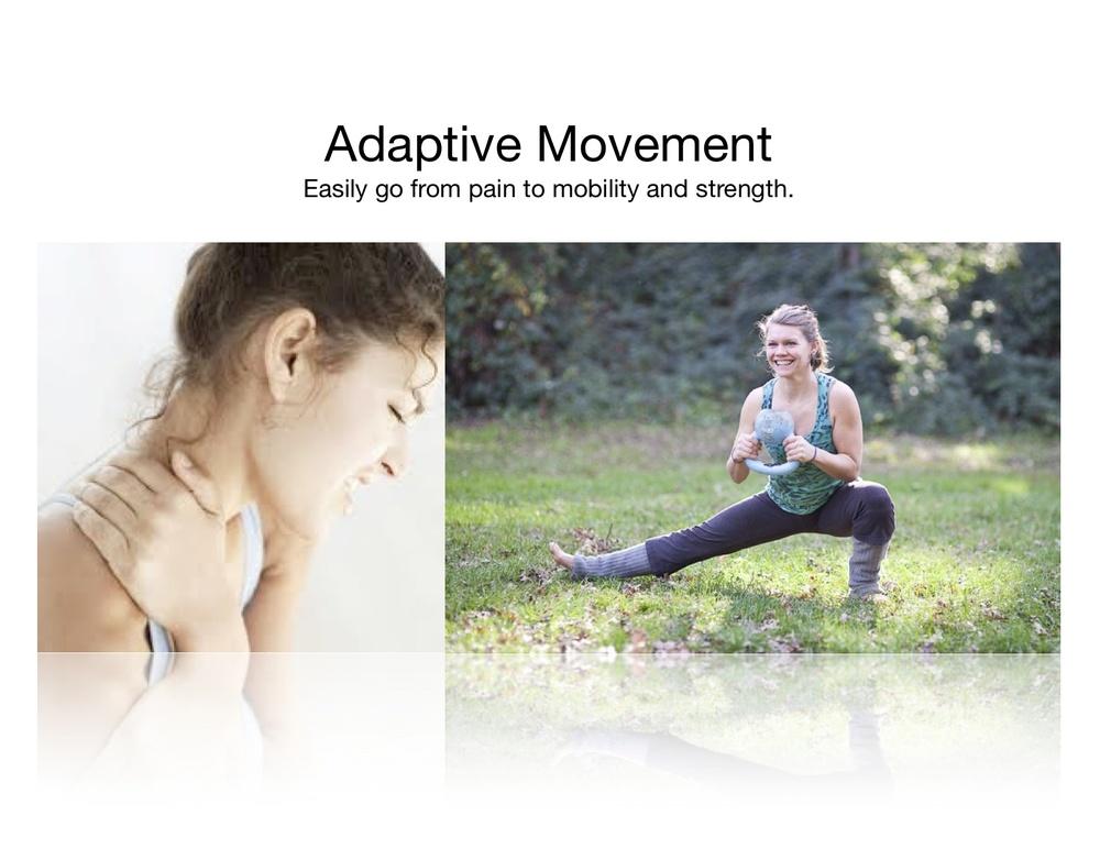 Intro to Adaptive Movement