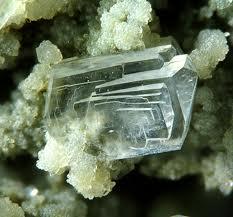 Natural Zeolite Crystal