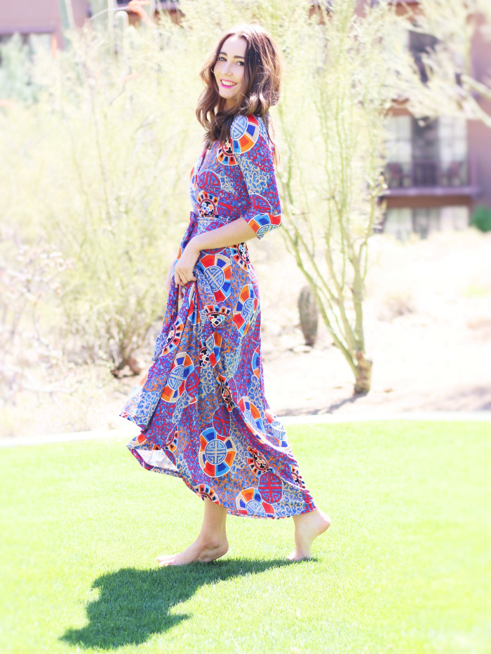 af2ab84f4ef The Most Flattering Maxi Dress — With A City Dream