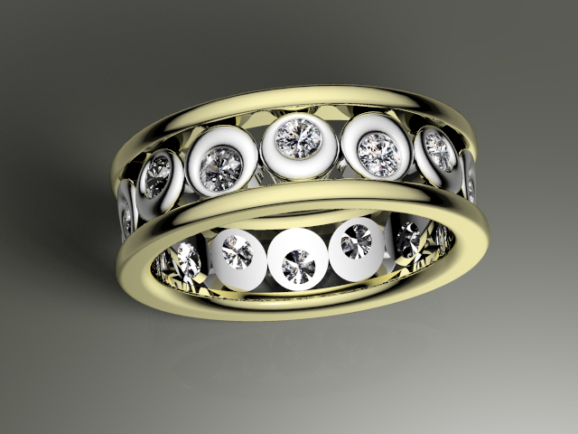 Circle Ring 2 Tone w-diamonds.jpg