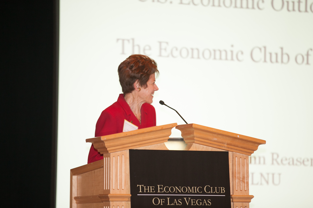 Lynn Reaser - Chief Economist, Point Loma Nazarene University