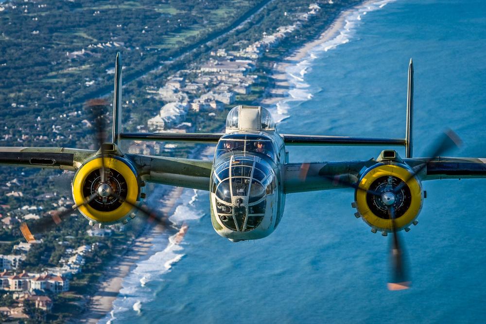 B-25 Full On!