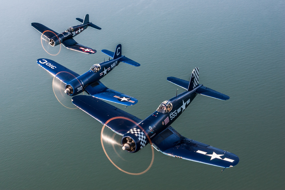 Corsairs Over Connecticut