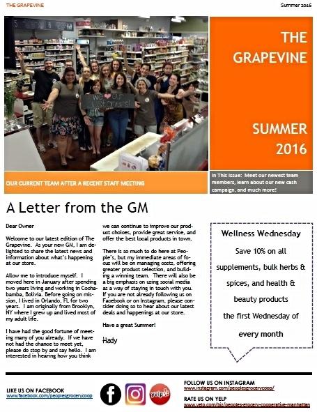 Grapevine Vol. 15