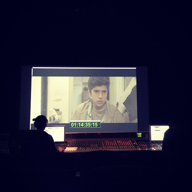 "Mixing ""Adan"" - USC Graduate Thesis Film   https://www.facebook.com/adanfilm"