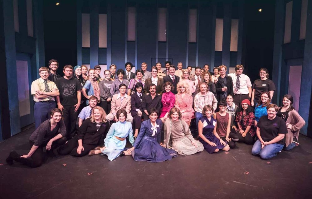 Cast and Crew of  Nine To Five , 2015