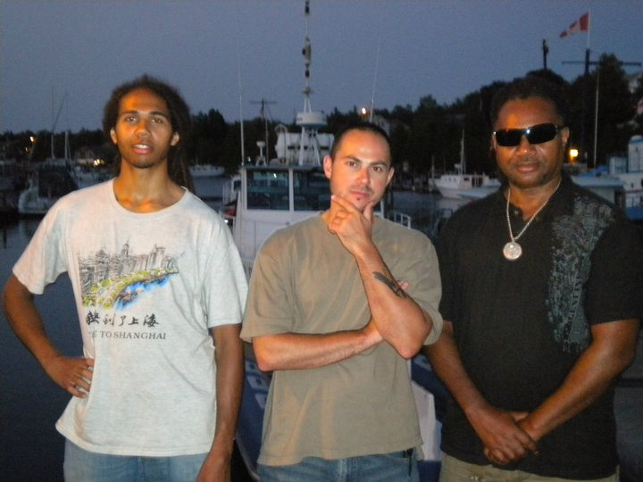 Vacationing with Mishach Harvey, Sifu Wicks, Sifu Harvey