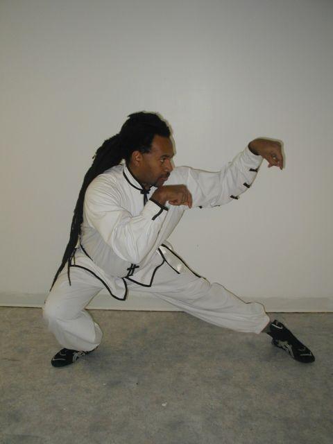 Northern Shaolin Taiji Praying Mantis