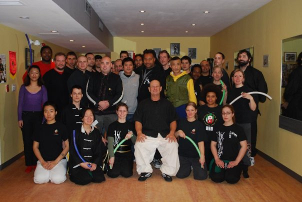 Golden Harmony Kung Fu Club, Toronto
