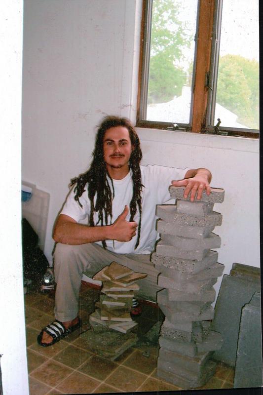 2003 Iron Palm Breaking with Gordon Wicks