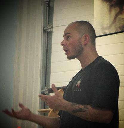 Sifu Gordon Wicks, Co-Founder of Golden Harmony Fitness Studios, Master Instructor & Head Personal Trainer