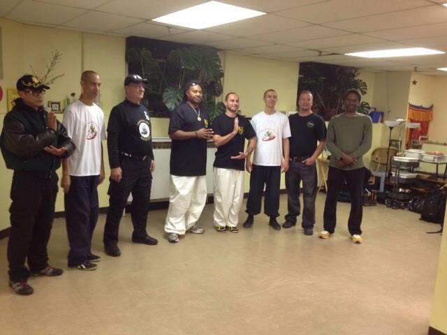 Golden Harmony Association, Toronto Sifus