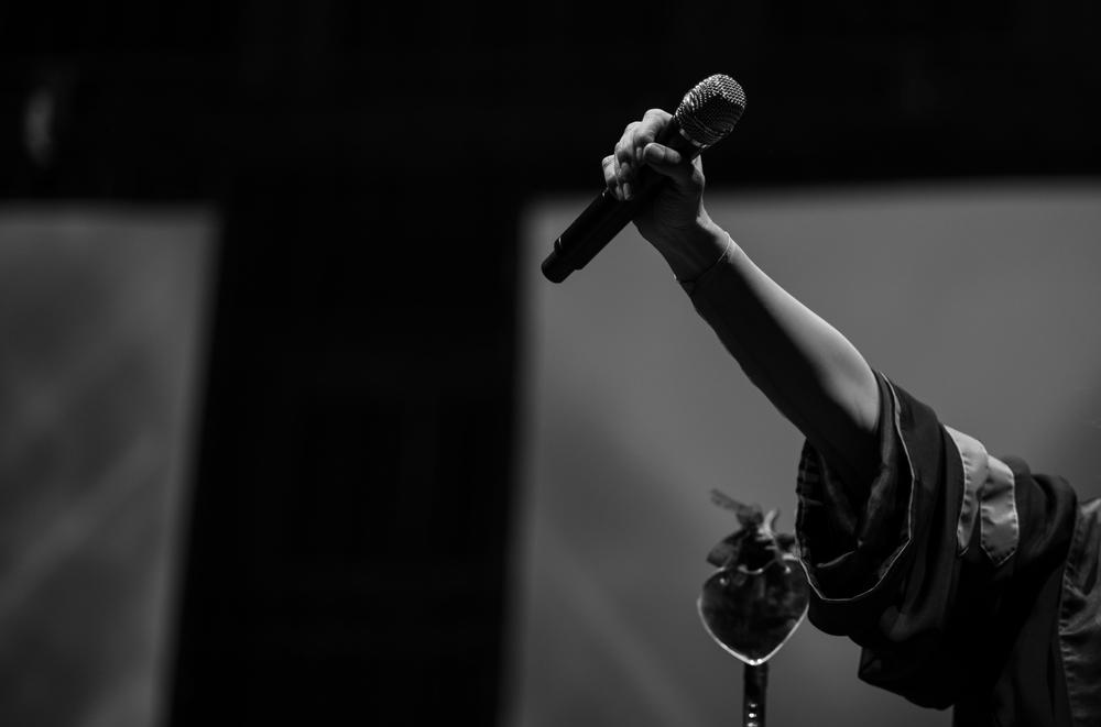 Live at The Honda Center