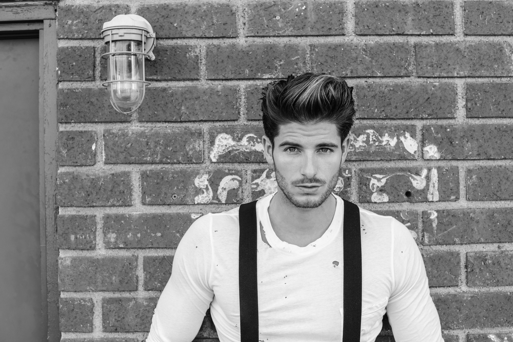 Adam Nicklas - la models