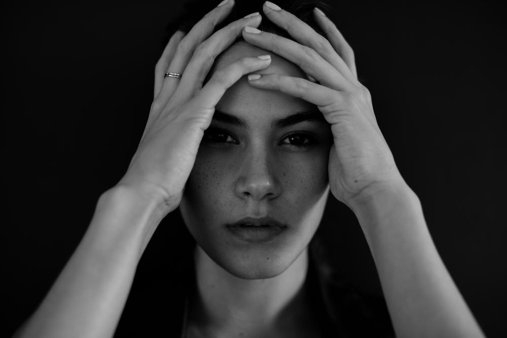 Amber Alvarez - la models