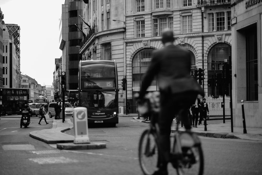 Street photography London