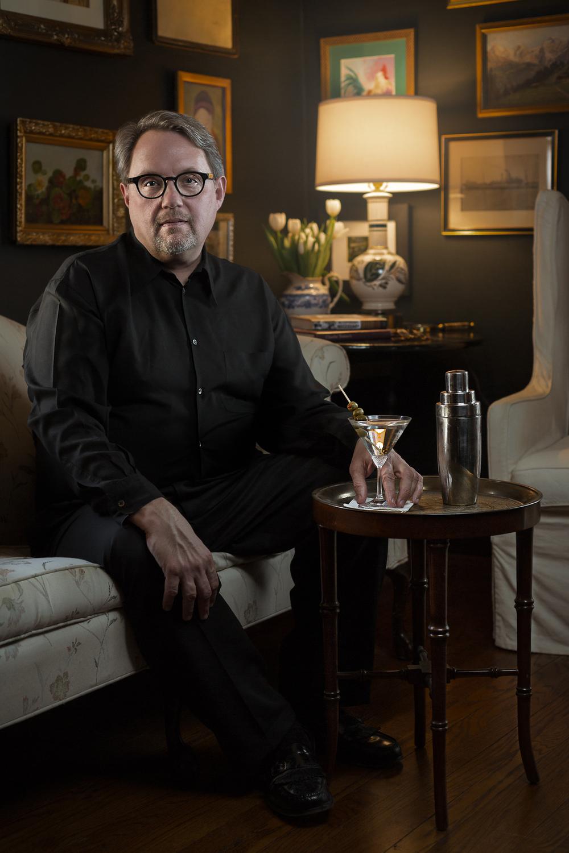 Headshot Chef Portrait