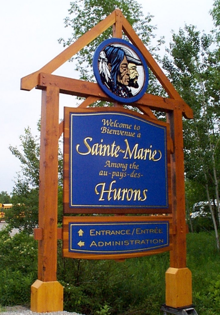 Saint Marie Among the Hurons