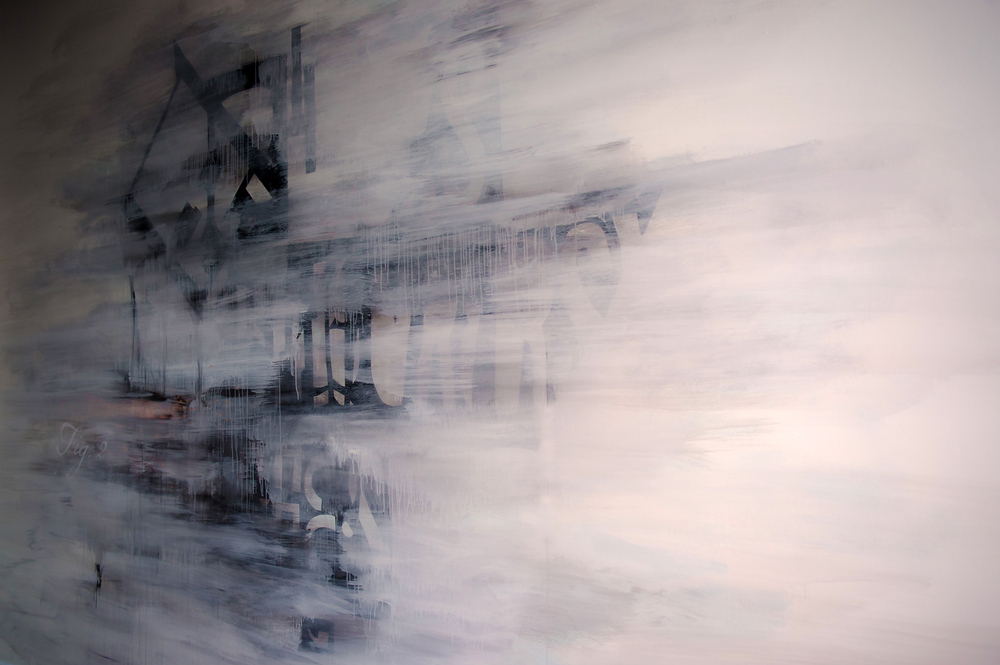 Liminal Spaces - detail II