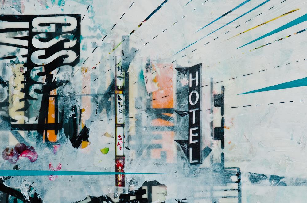 Horizon Breaks - detail