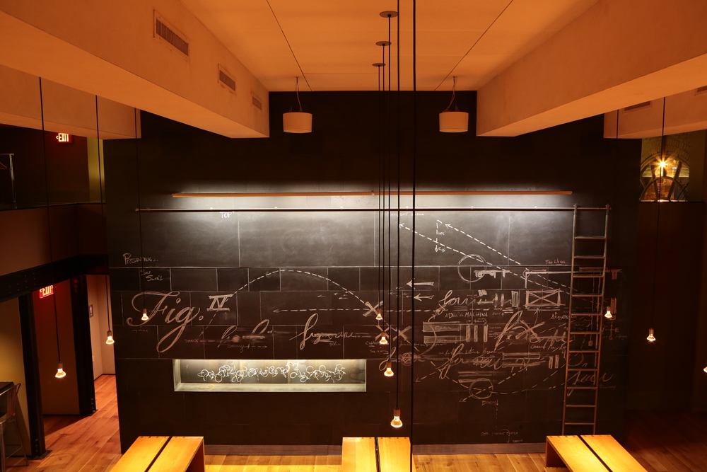 Slate I - Installation View