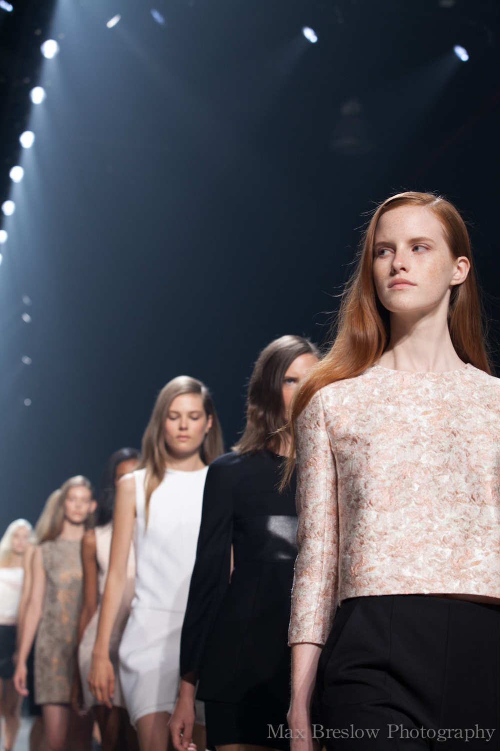 NARCISO RODRIGUEZ - SPRING 2014 SHOW