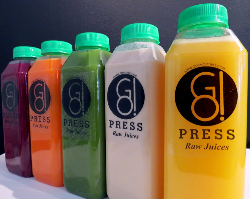 6-organic, cold-pressed juice pack
